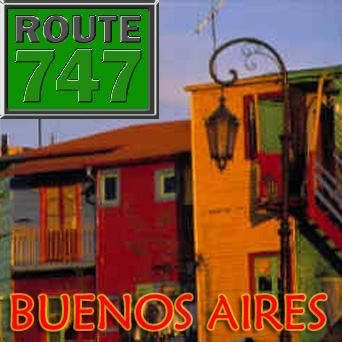 Route 747 – Buenos Aires