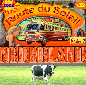 Route du Soleil 6 Juli 2003 (Nederland)