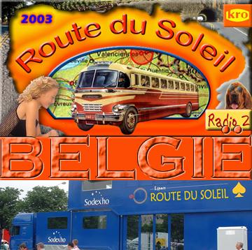 Route du Soleil 13 juli 2003 (België)