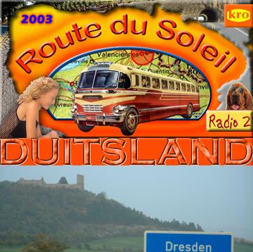 Route du Soleil 20 juli 2003 (Duitsland)