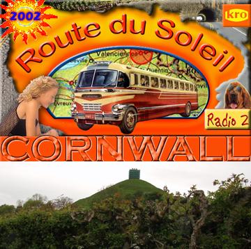 Route du Soleil 31 augustus 2003 (Cornwall)