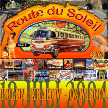 Route du Soleil 18 juli 2004 (Polen)