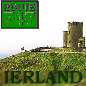 Route 747 – Ierland