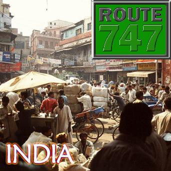 Route 747 – India