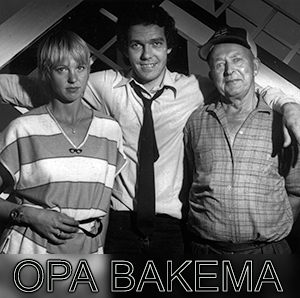 Opa Bakema – Oost-West (musical)