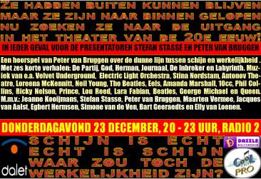 Theater van de 20e Eeuw – Akte 3
