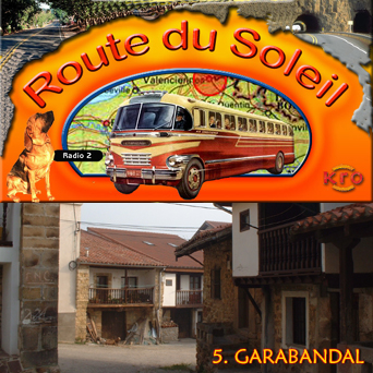 Route du Soleil 29 juli 2001 (Garabandal)