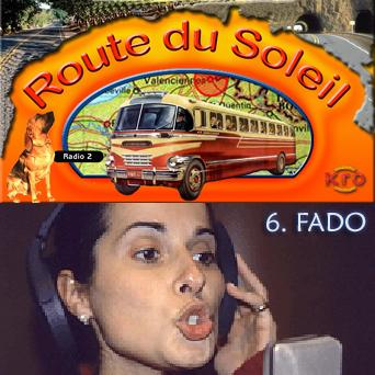 Route du Soleil 5 augustus 2001 (Fado)