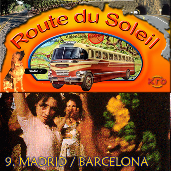 Route du Soleil 1 september 2001 (Madrid / Barcelona)