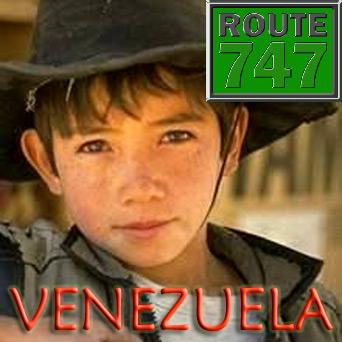 Route 747 – Venezuela