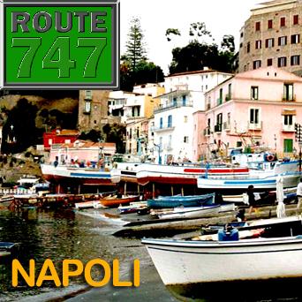 Route 747 – Napoli