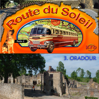 Route du Soleil 15 juli 2001 (Bretagne / Oradour)