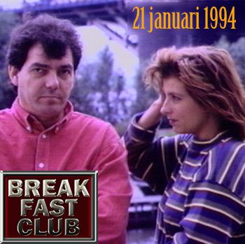 Breakfast Club 21 januari 1994 (reclame-uitzending)
