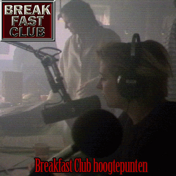 Breakfast Club hoogtepunten