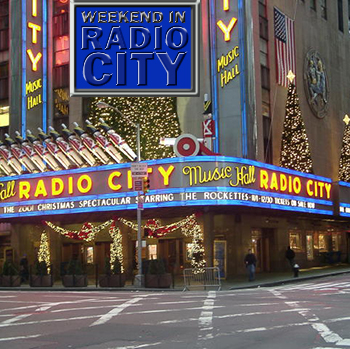 Weekend in Radiocity – 25 april 2009