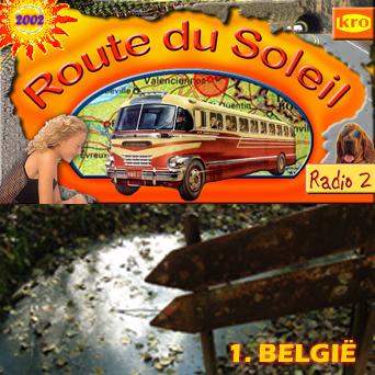 Route du Soleil 7 juli 2002 (Ieper)