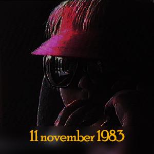 Weeshuis van de Hits – 11 november 1983