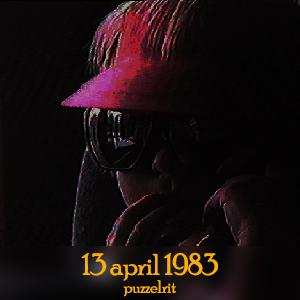 Weeshuis van de Hits 13 april 1983