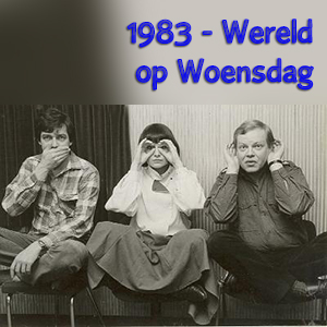 Radio de Zwarte Roos – 1983 – Wereld op Woensdag