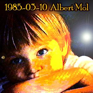 Weeshuis van de Hits 12 januari 1985 (Albert Mol)