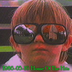 Weeshuis van de Hits 16 mei 1986 (Home of the Hits)