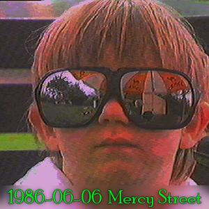 Weeshuis van de Hits 6 juni 1986 (Mercy Street)