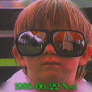 Weeshuis van de Hits 22 juni 1986 (Neil)