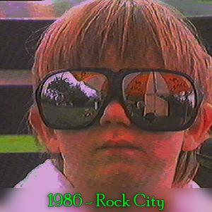 Weeshuis van de Hits 1986 (Rock City)