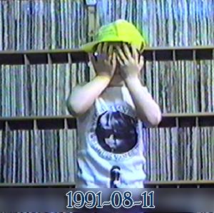 Weeshuis van de Hits 11 augustus 1991
