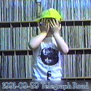 Weeshuis van de Hits 29 september 1991 (Telegraph Road)