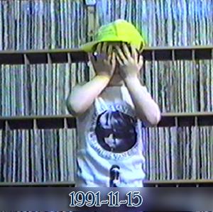 Weeshuis van de Hits 15 november 1991