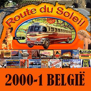 Route du Soleil 2 juli 2000 (België)