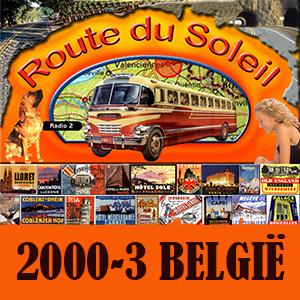 Route du Soleil 16 juli 2000 (België)