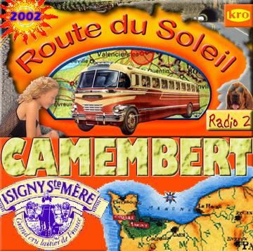 Route du Soleil 14 juli 2002 (Normandië)