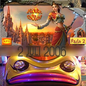 Route du Soleil 2 juli 2006 (Huis van de Wereld)