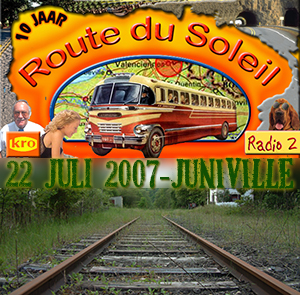 Route du Soleil 22 juli 2007 (Juniville)