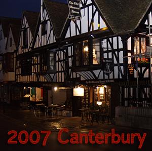 Goudmijn – Canterbury (2007)