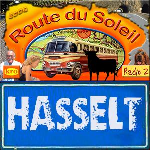 Route du Soleil 13 juli 2008 (Hasselt)