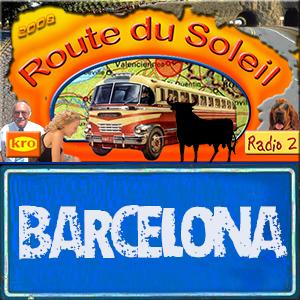 Route du Soleil 24 augustus 2008 (Barcelona)