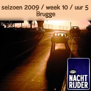 Nachtrijder – 2009-10-5