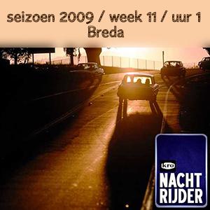 Nachtrijder – 2009-11-1