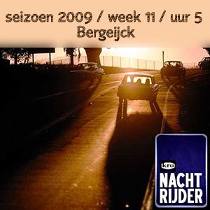 Nachtrijder – 2009-11-5