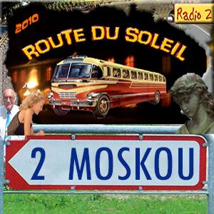 Route du Soleil 11 juli 2010 (Moskou)
