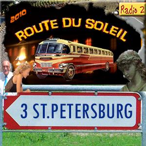 Route du Soleil 18 juli 2010 (St.Petersburg)