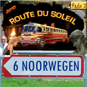 Route du Soleil 8 augustus 2010 (Noorwegen)