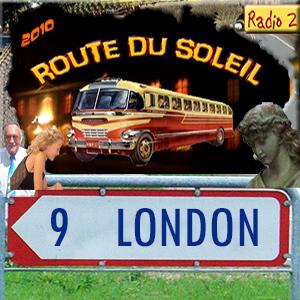 Route du Soleil 29 augustus 2010 (Londen)
