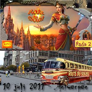 Route du Soleil 3 juli 2011 (Antwerpen)