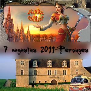Route du Soleil 7 augustus 2011 (Perouges)