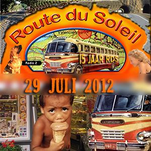 Route du Soleil 29 juli 2012