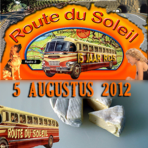 Route du Soleil 5 augustus 2012 (Camembert)